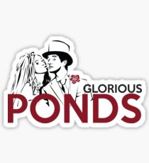 Glorious Ponds Sticker