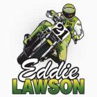 Eddie Lawson - 21 by Steve Harvey