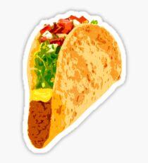 Taco Grande  Sticker