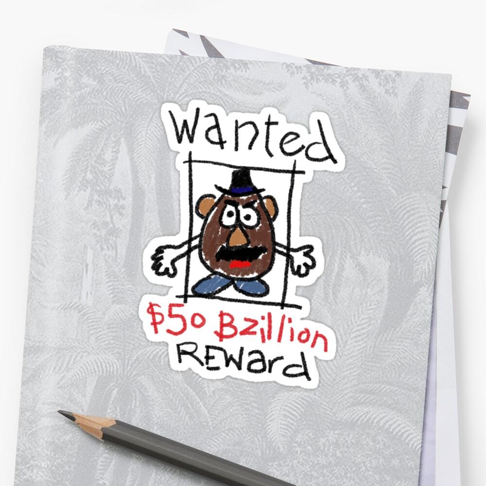 Wanted by rebeccaariel
