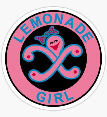 Lemonade Girl Sticker