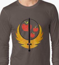 Applejack's Rangers Logo Long Sleeve T-Shirt