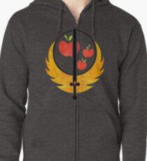Applejack's Rangers Logo Zipped Hoodie