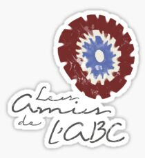 Les Amis de l'ABC Sticker