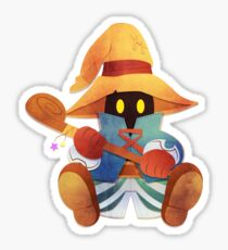 Little mage Sticker