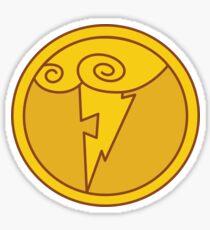 Zero to Hero Sticker