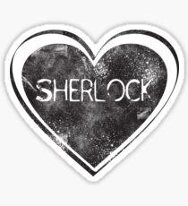 Sherlove Sticker