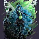 Chrysalis, Queen of the Changelings by Barbora  Urbankova