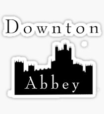 Downton Castle Sticker