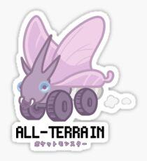 All Terrain Venomoth Stickers Redbubble