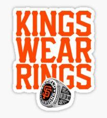 Giant Amongst Kings Sticker