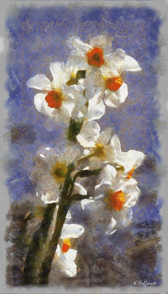 Daffodil Tree by Kenneth Hoffman