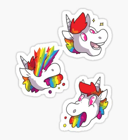 Mini Unicorns Sticker