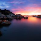 Binalong Dawn by Husky