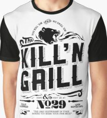 The Kill 'N' Grill Graphic T-Shirt