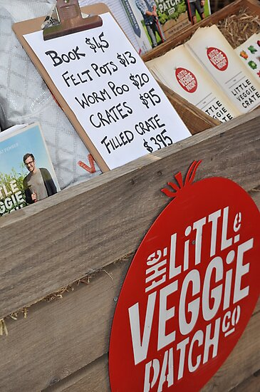 The Little Veggie Patch co.  by stellaclay