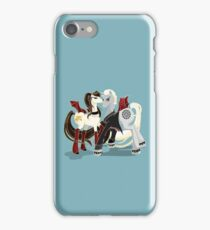 My little Vampires: Drusilla and Spike iPhone Case/Skin