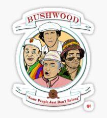 Caddyshack - Bushwood Sticker