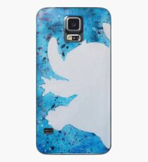 Funda/vinilo para Samsung Galaxy Puntada
