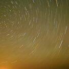 Star Trails by Robin Black