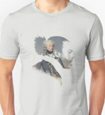 America's Favorite Fighting Frenchman Unisex T-Shirt
