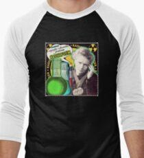 Popular Science: M. Curie (Polish) Men's Baseball ¾ T-Shirt