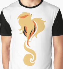 Legendary Flame - Arcanine (Graceful) Graphic T-Shirt