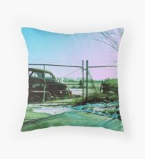 Military Police Throw Pillow