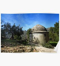 Cupola, Vall de Laguar, Spain Poster