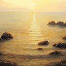 Golden Sunrise by kirilart