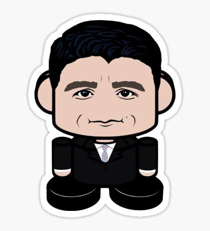 Speaker P.D. Politico'bot Toy Robot 1.0 Sticker
