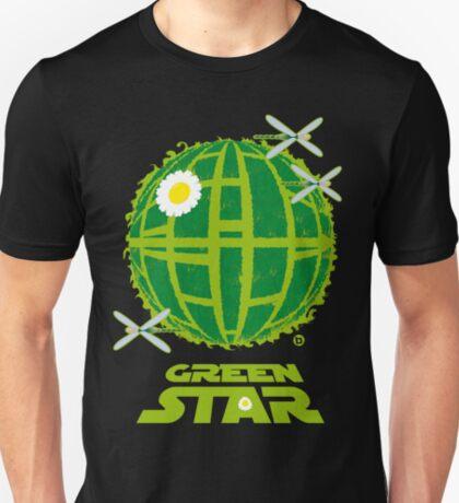 Green Star-TShirt T-Shirt