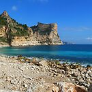 Playa del Moraig by Fay  Hughes
