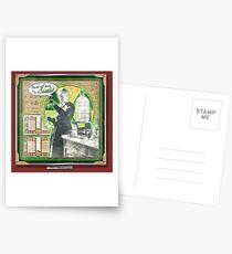 Popular Science: Marie Curie Postcards