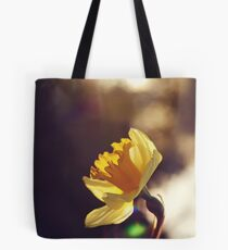 Narcissus in Sunset  Tote Bag
