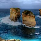 Great Ocean Rd Victoria by Andrew  MCKENZIE