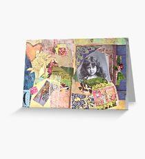 Truffles ~Rosie Greeting Card