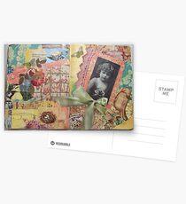 Truffles  ~ Ribbon Postcards
