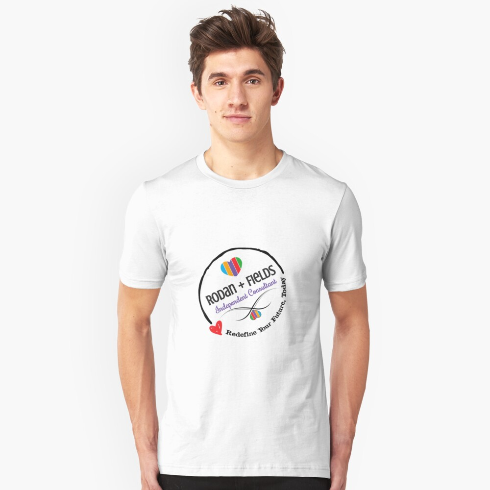Consultor Independiente R + F Camiseta ajustada