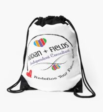 R+F Independent Consultant Drawstring Bag
