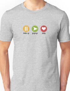Cute Controller for Kids & Babies Unisex T-Shirt