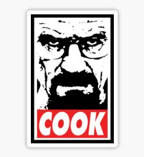 COOK Sticker