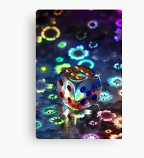 Starcube Canvas Print