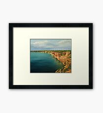 Land of The Winds Framed Print