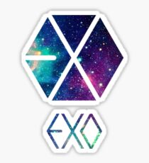 EXO-Galaxie Sticker