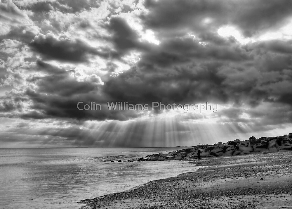 The Calm Before The Storm by Colin  Williams Photography