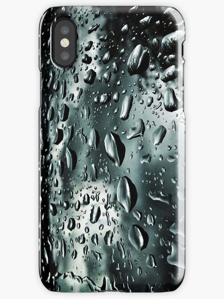 raindrops by Tony Day