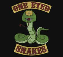 One Eyed Snakes by Jim T