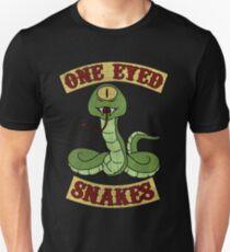One Eyed Snakes Unisex T-Shirt