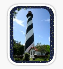 St. Augustine Lighthouse ~ 1874 Sticker